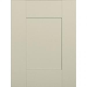Shaker Kitchen Door in Almond