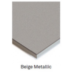 Beige Metallic